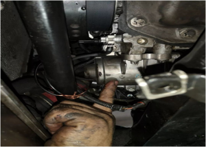 Méthode de remplacement de la pompe à eau électrique BMW